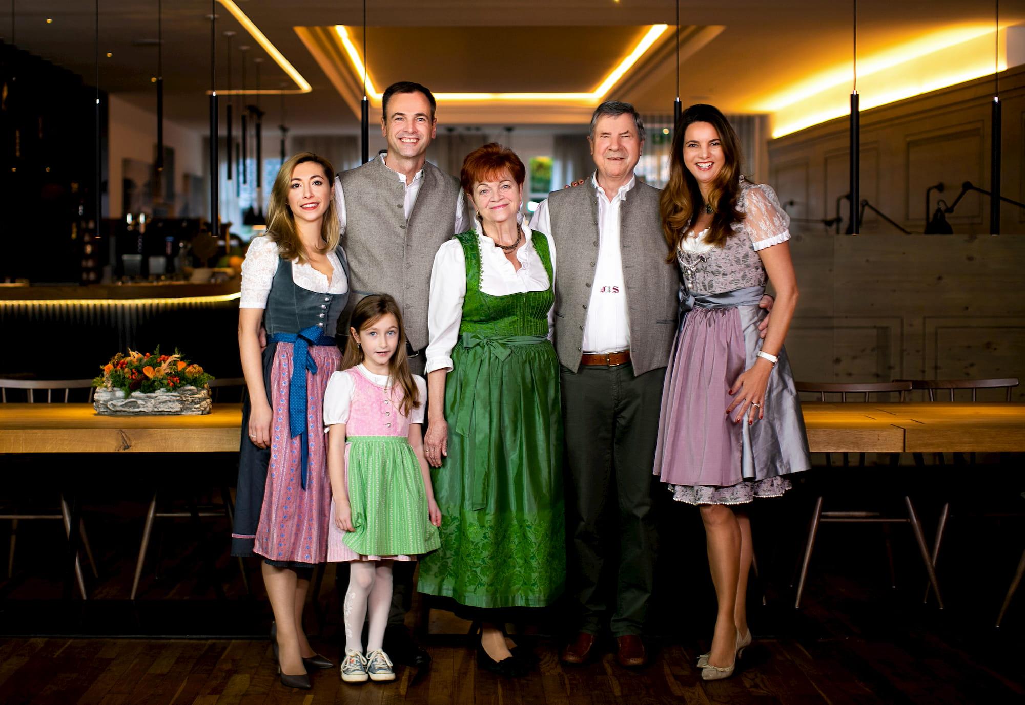 Gasthaus Settele Familie