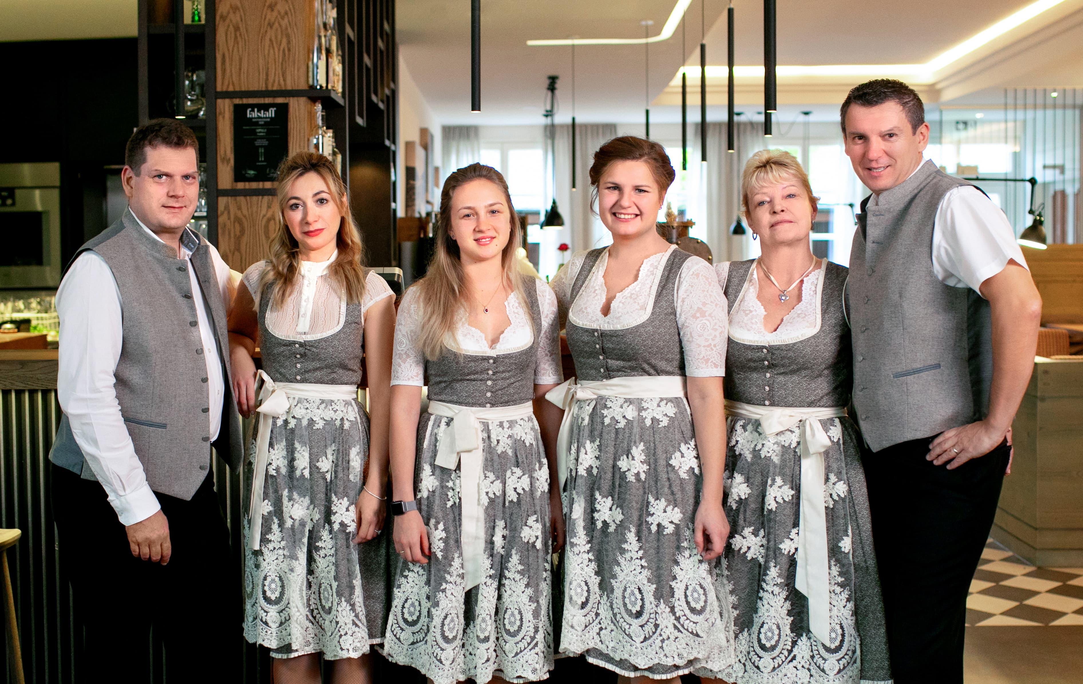 Gasthaus Settele team