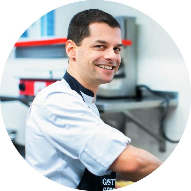 Gasthaus Settele chef photo